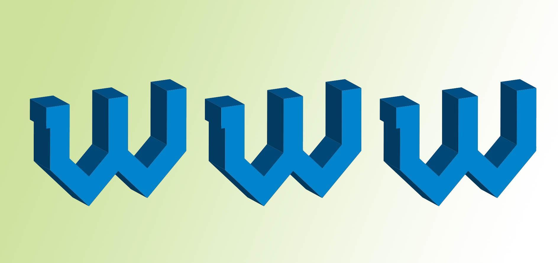 Páginas para registrar dominios