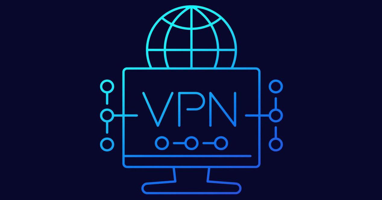 Una VPN no evita virus