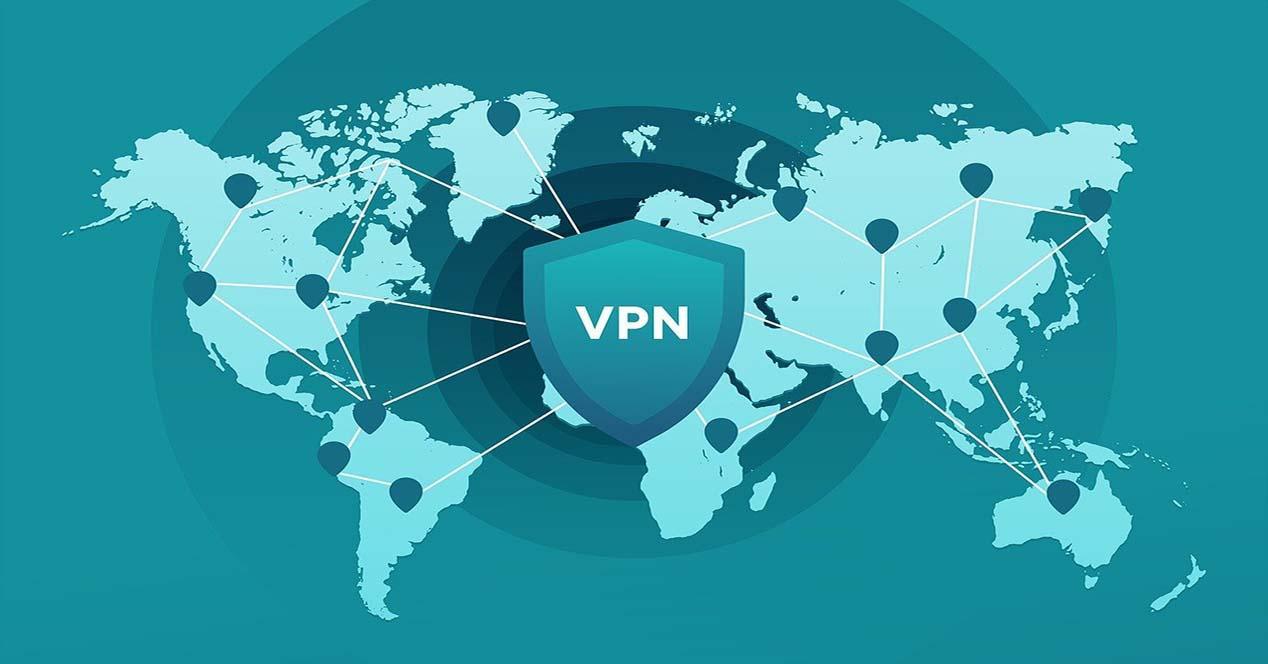 VPN sin cifrar