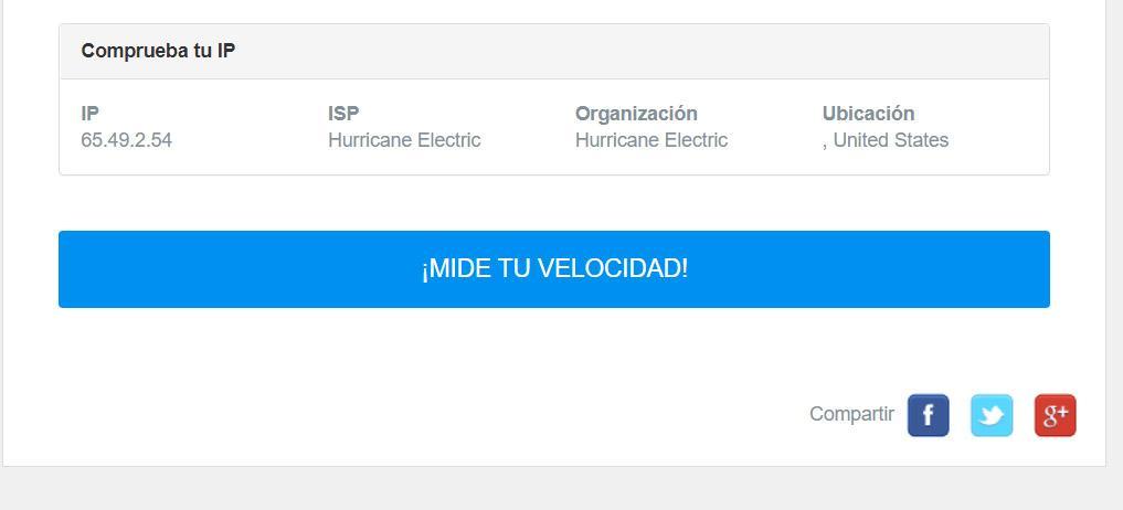Dirección IP oculta con UltraSurf