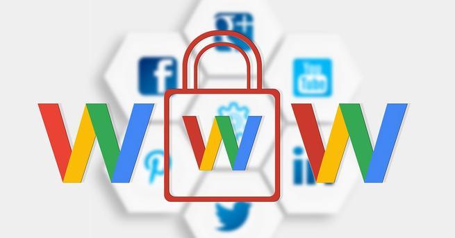 Seguridad al crear una página web