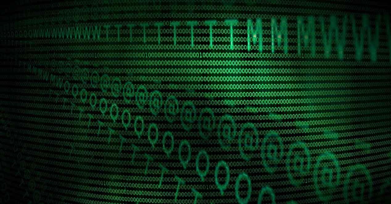 Ver los datos de una dirección IP