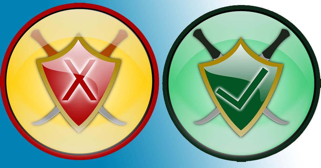Diferencias entre antivirus y firewall