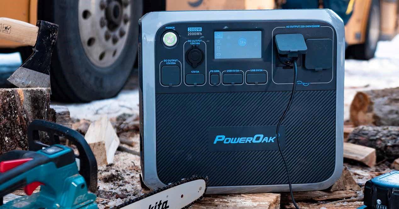 PowerOak BLUETTI AC200P