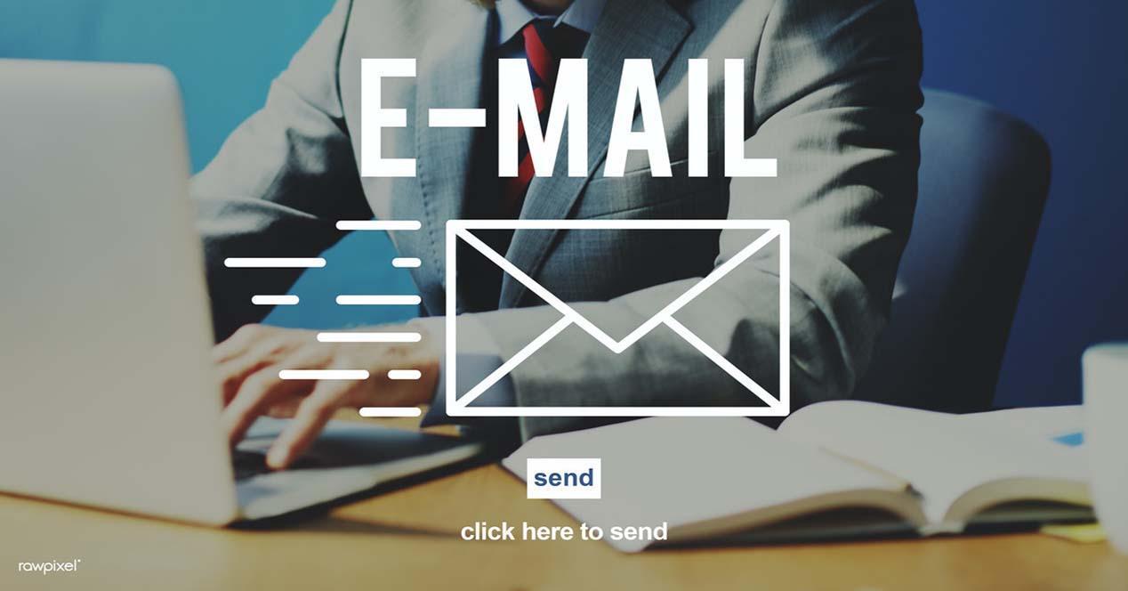 dirección de correo real