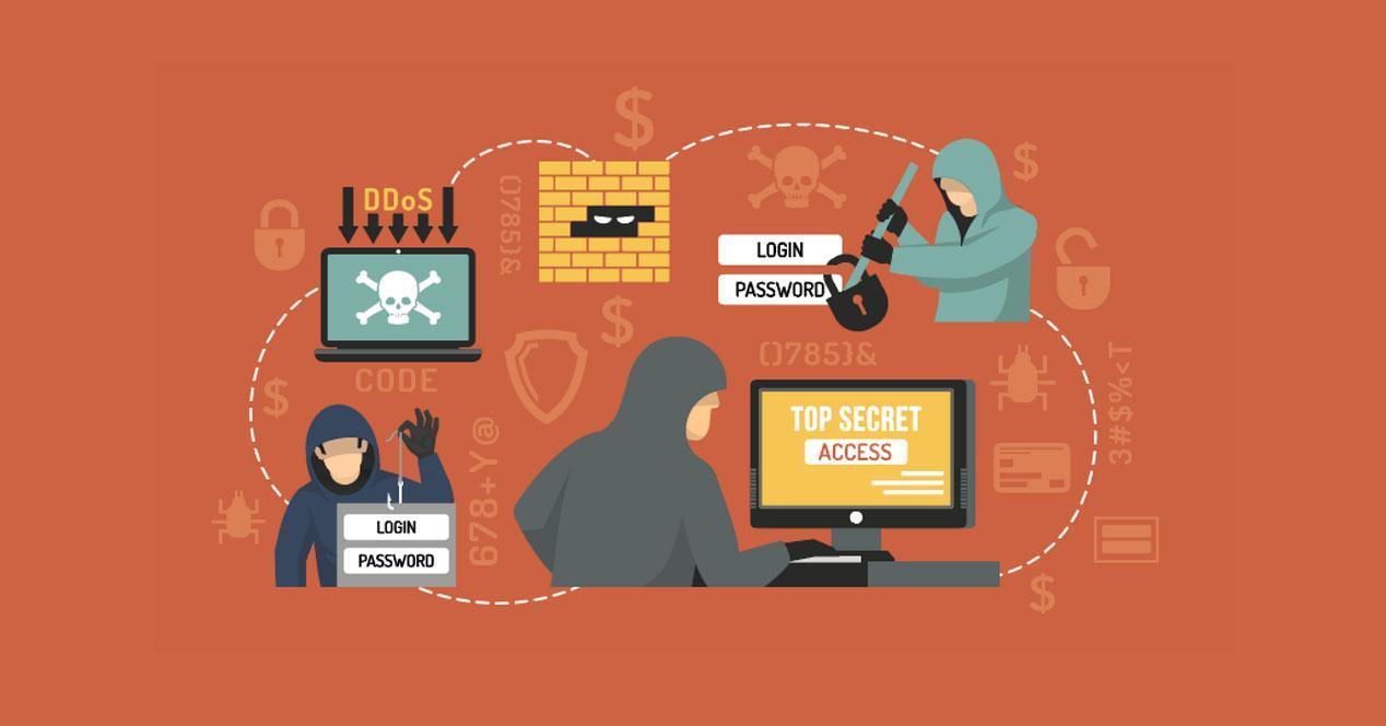 Seguridad de la extensión VPN