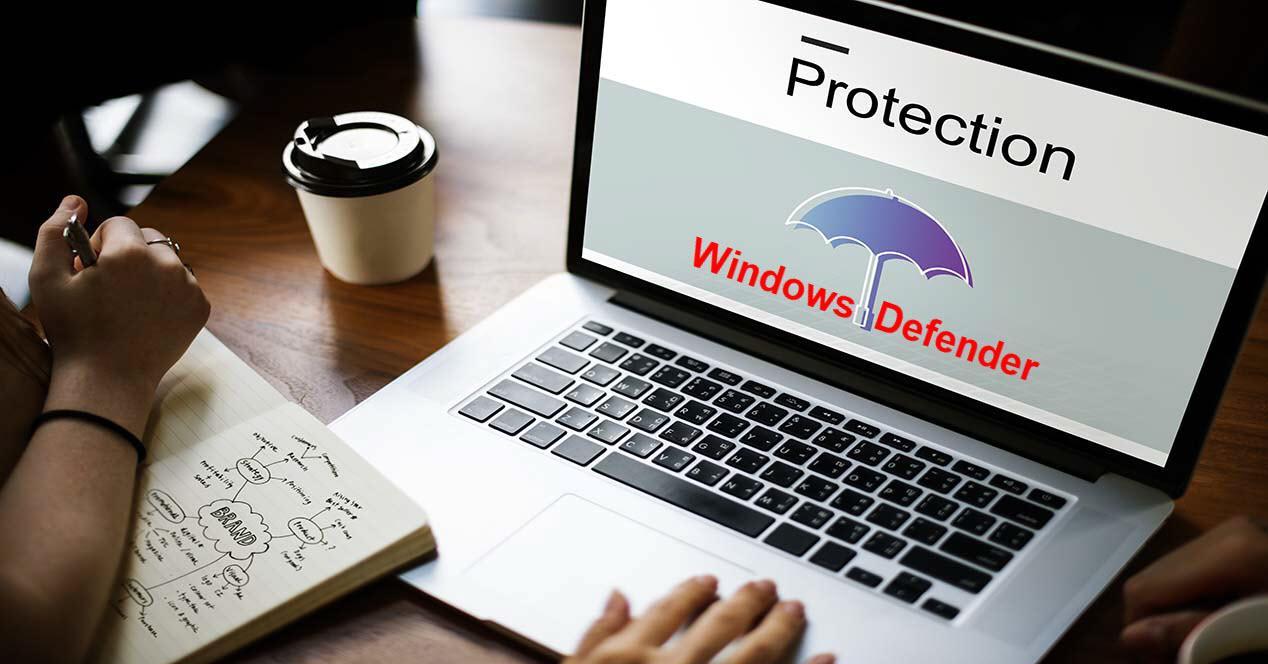 falsos positivos en Windows Defender