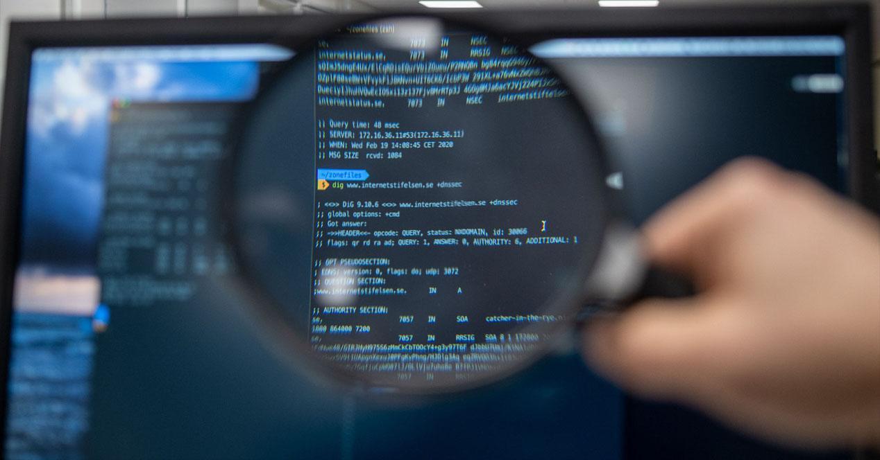 Seguridad de un dominio web