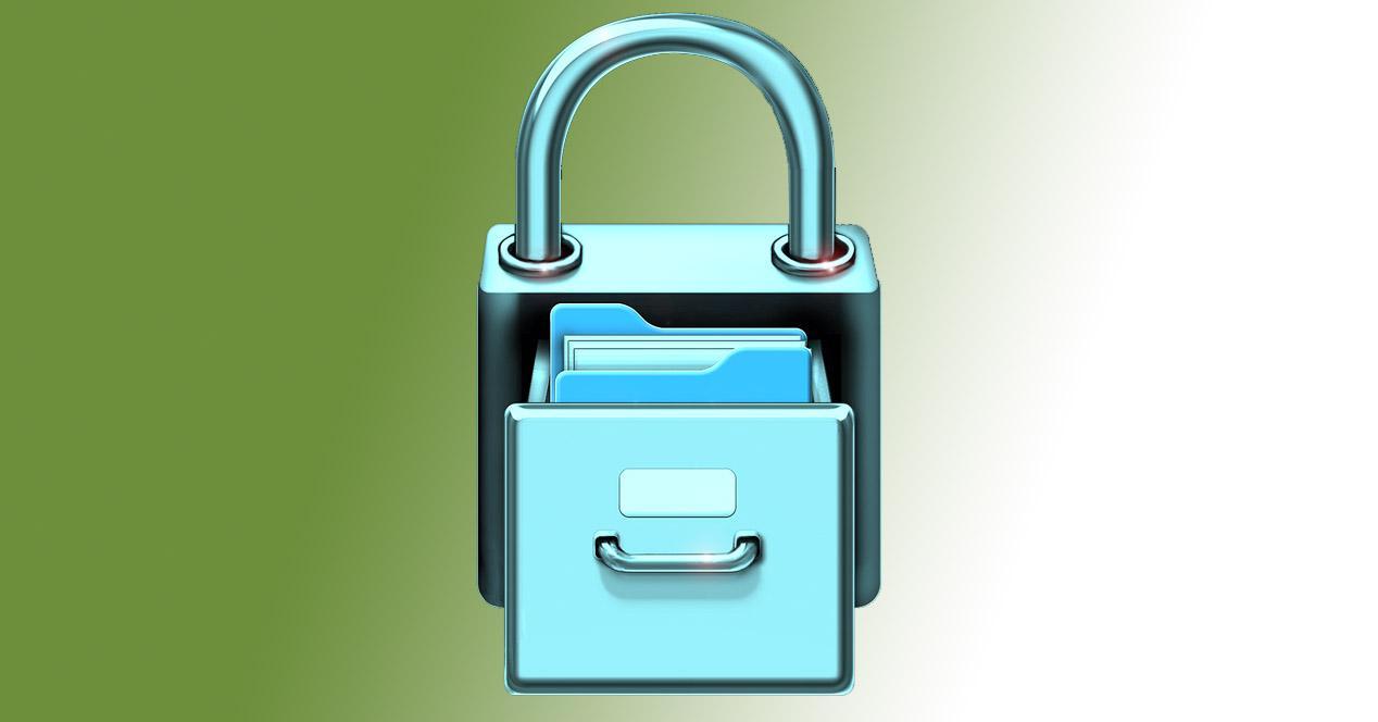 Enviar archivos con seguridad