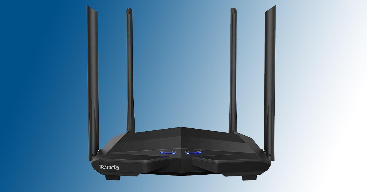Ofertas en routers en Amazon