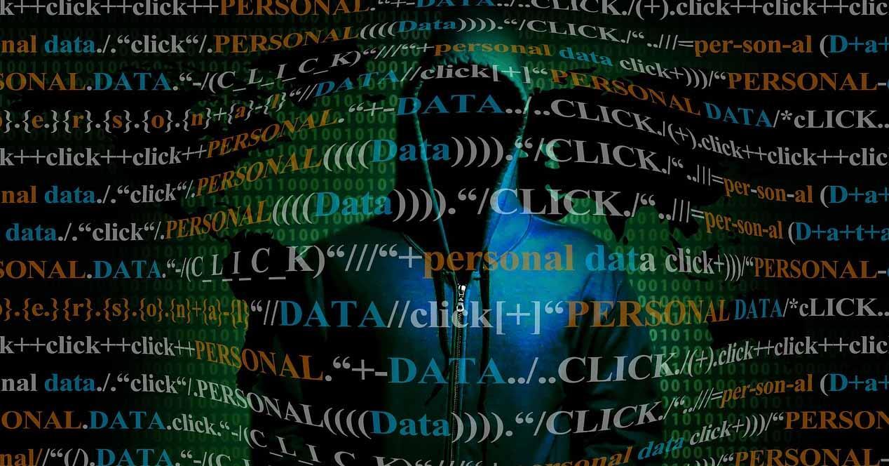 Métodos para robar datos personales