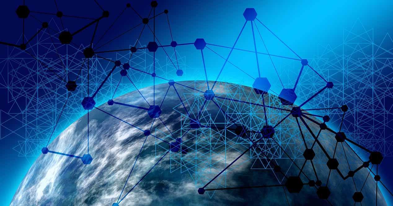 Redes congestionadas