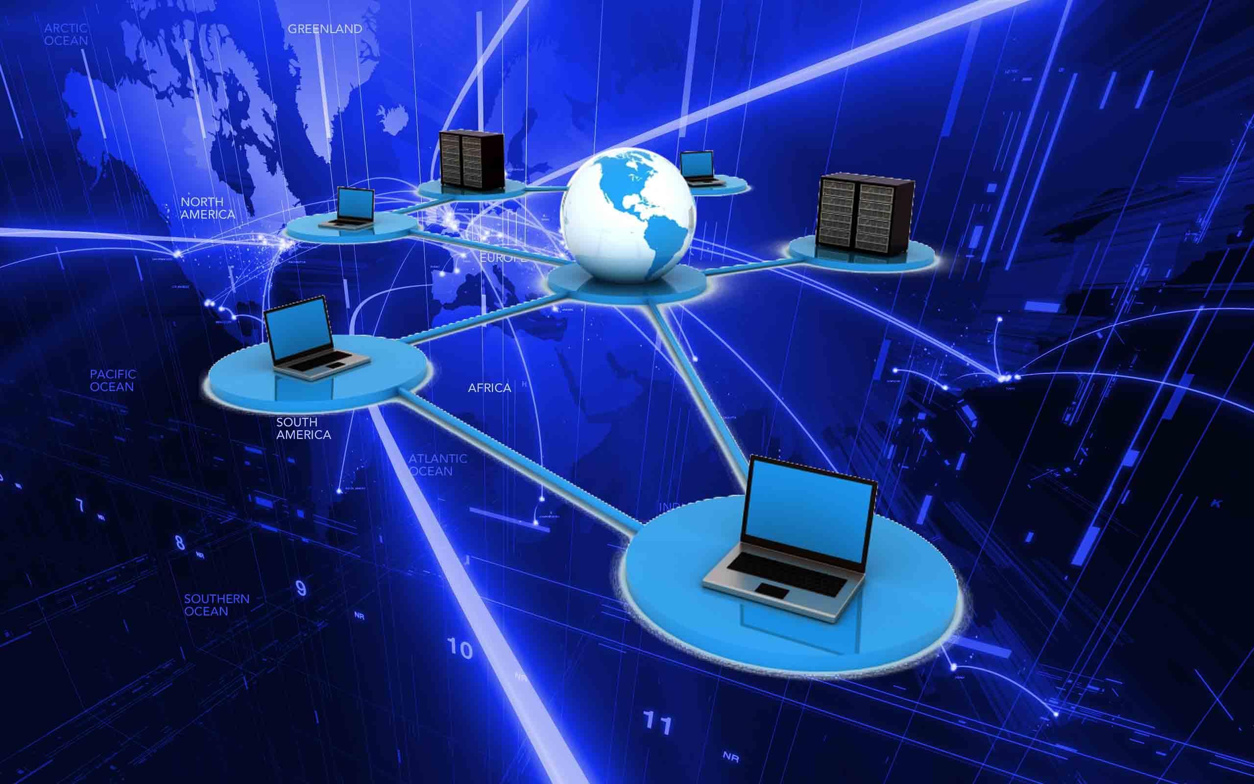 Blockchain en una VPN descentralizada