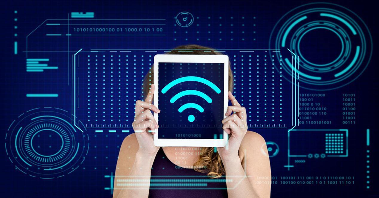 eliminar las redes Wi-Fi