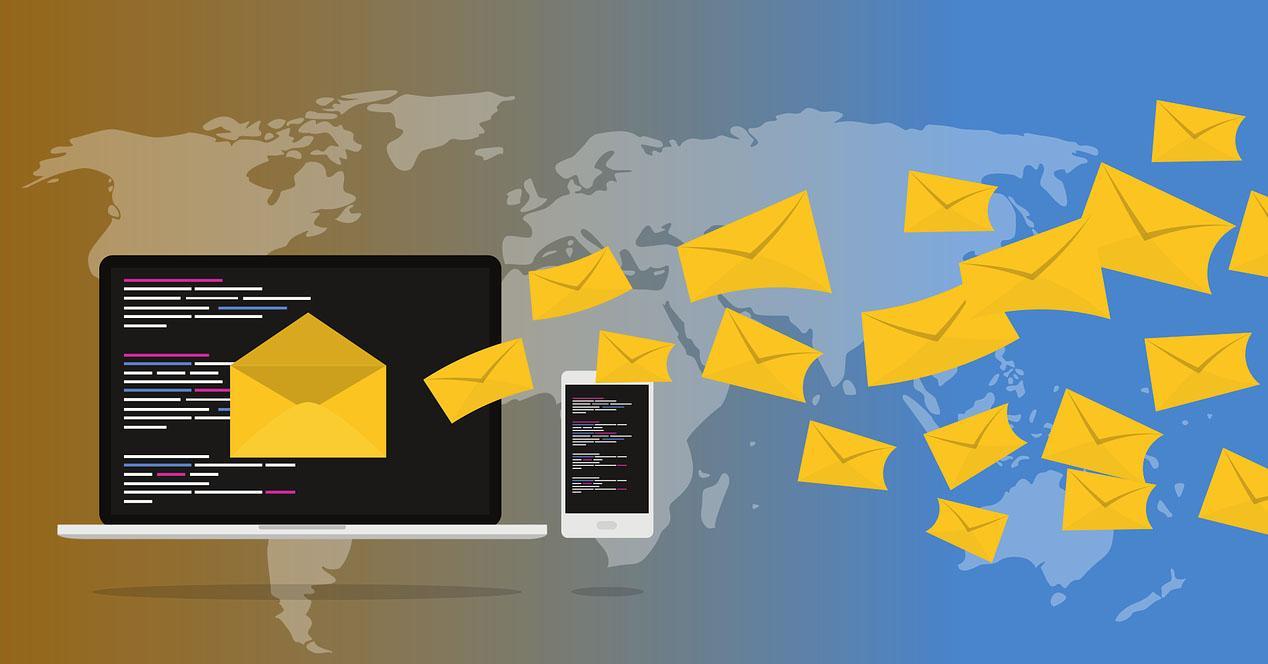 Mantener la privacidad al usar el correo