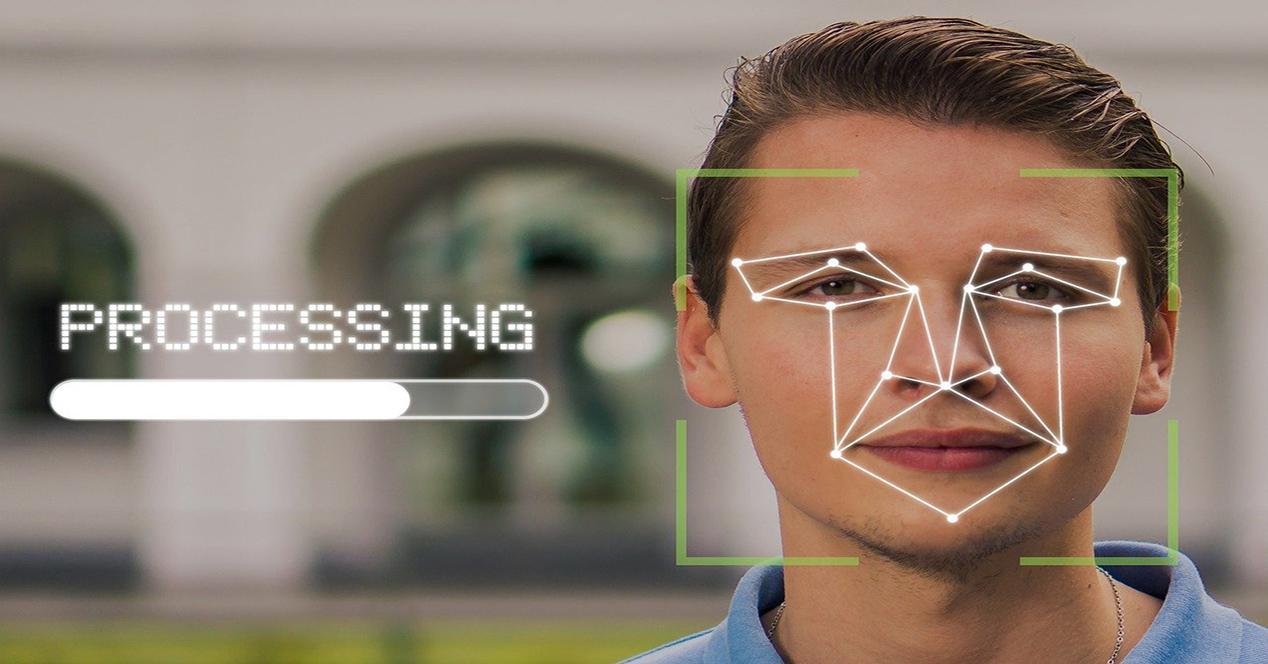 suplantar el reconocimiento facial