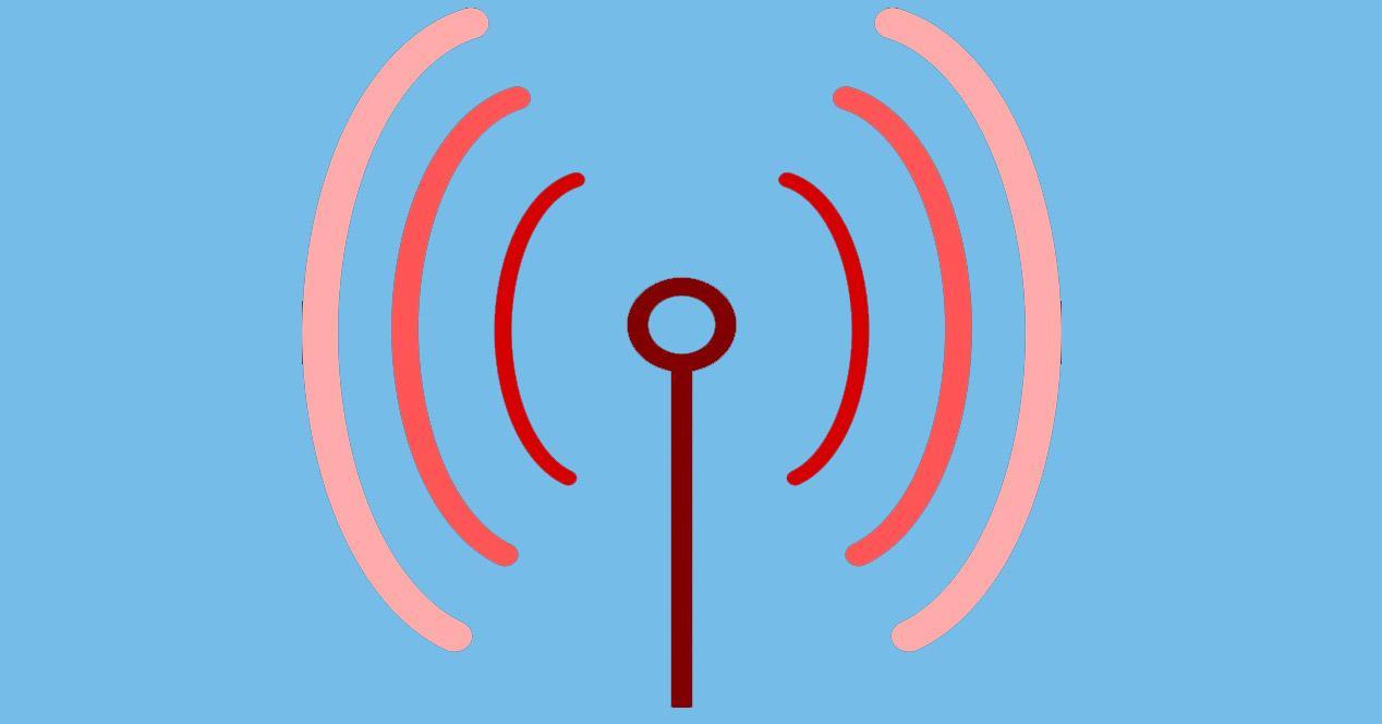 Antena direccional vs omnidireccional