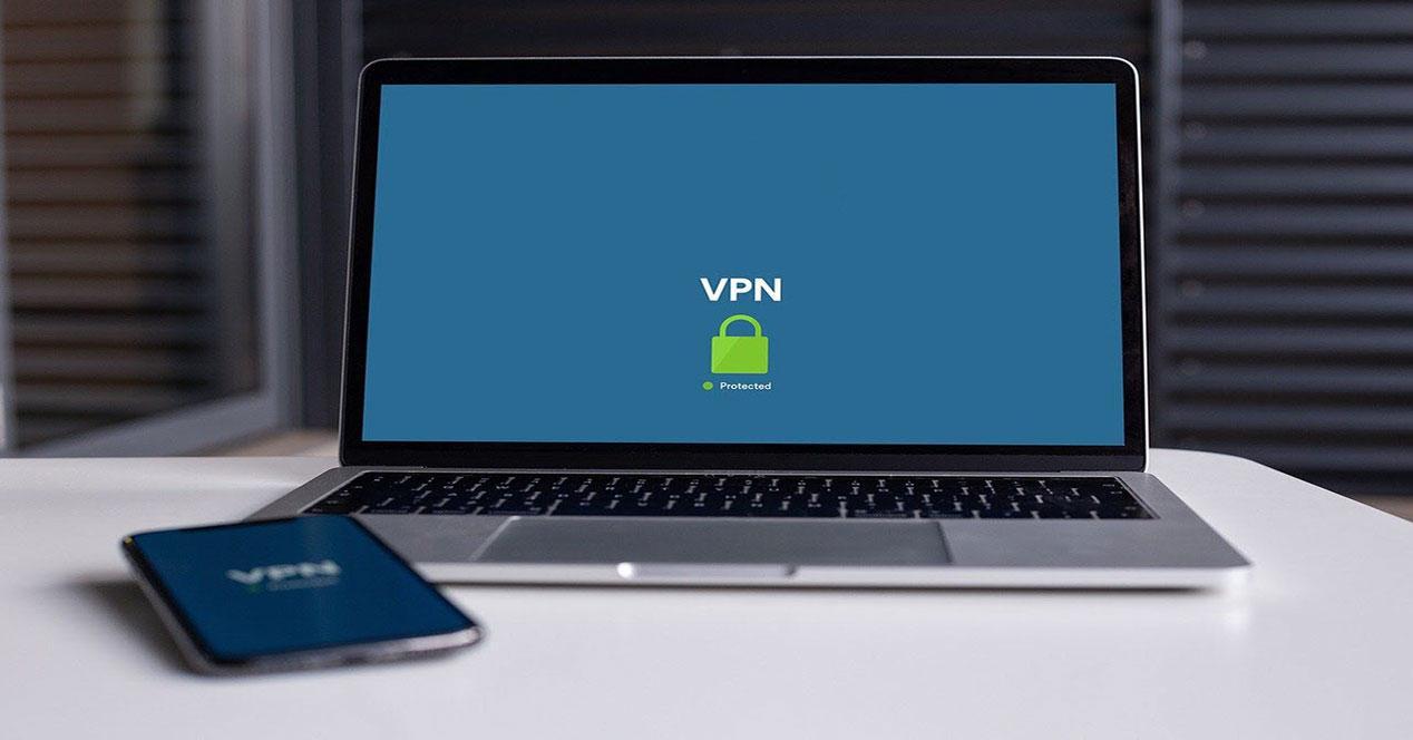 puertos para una VPN