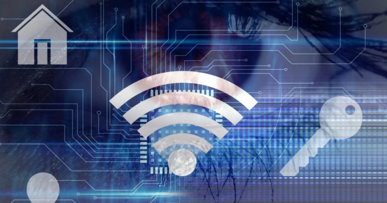 Suplantación de red Wi-Fi