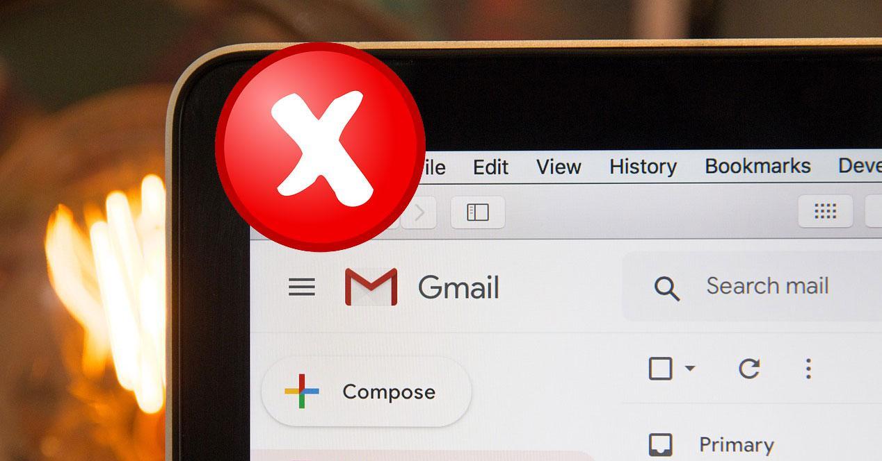 mandar correos desde Gmail