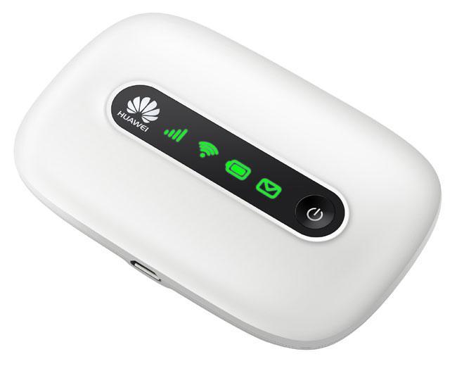 Huawei E5331: Router 3G con batería incorporada