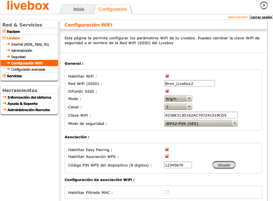 Review Livebox2 de Orange