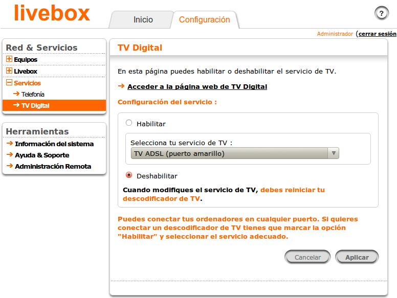 Review Livebox2 de Orange