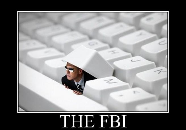 FBI Logo Internet