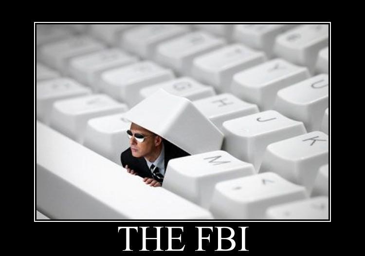 FBI Logo Internet