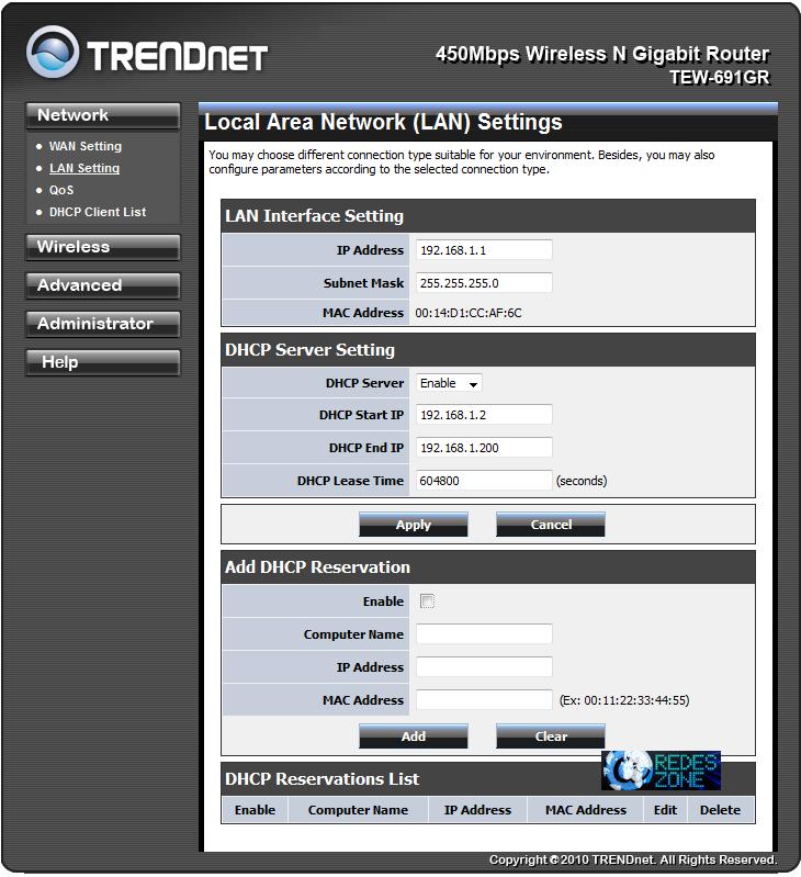 Manual TRENDnet TEW-691GR