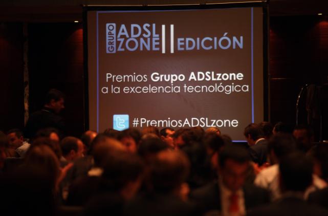 Premios ADSLZONE 2012