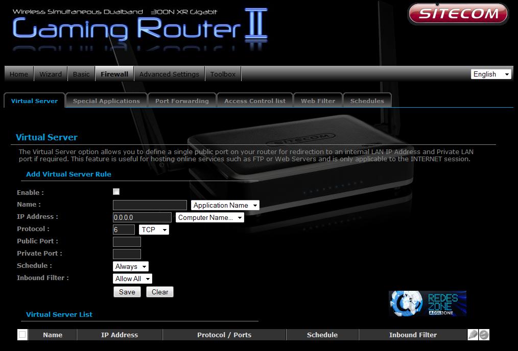 Sitecom WL-309 : Manual de configuracion