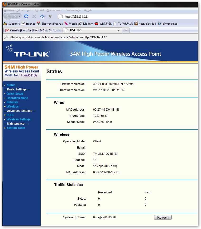 TP-LINK WA5110G
